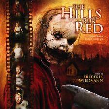 THE HILLS RUN RED (MUSIQUE DE FILM) - FREDERIK WIEDMANN (CD)