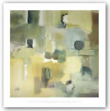 ABSTRACT ART PRINT Music for the Moment Nancy Ortenstone