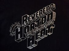 Reverend Horton Heat Vintage T-shirt Sub Pop Rockabilly Original 1996 Liqueur