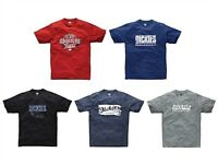 Hombre Dickies Paquete De 5 camiseta Suave Vacaciones De Verano Casual Workwear