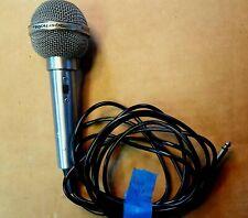 Radio Shack<>Highball-2 Dynamic Microphone #33-985 F