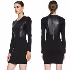 Helmut Lang Lamb Leather Dress Size xs P Fittted (Originally bought for $645)