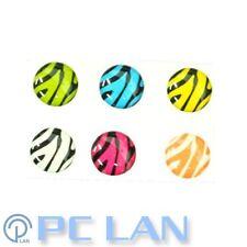 6 PCS Zebra Home Button Sticker for iPhone 3G/3GS/4/4S + Bonus Set