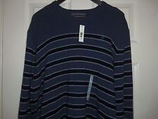 Old Navy Men's Striped Crewneck Sweater Size XL NWT
