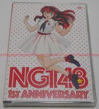 New NGT48 1st Anniversary 3 DVD Booklet Photo Japan Takahashi Rumiko