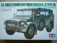 Maquette WWII 1/35 Tamiya Ref 35052 German Horch 4x4 Type 1a