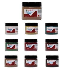 Humbrol Weathering Powder 45ml