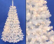 Tannenbaum künstlich mit 210cm und 288 LED Lampen, 705 Zweige mit PVC Nadeln B1