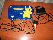 Consola Nintendo 64 N64 edición Pokemon Pikachu