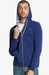 NWT Our Universe Dr Who Plaid Hoodie Sweatshirt Size XL