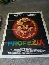 PROFEZIAmanifesto 2F originale 1979