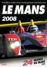 Le Mans 2008 - Official review (New DVD) 24 Hour Endurance race