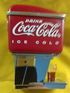 Coca Cola Fountain Dispenser Money Bank