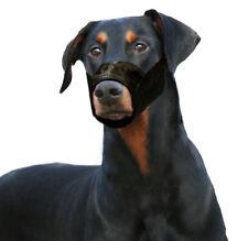 Karlie - Maulkorb Nylon Maulkörbe Hund 27cmx62 - 90cmx schwarz