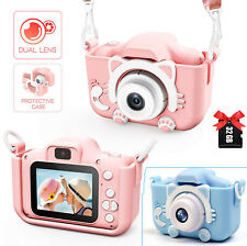 Digital Camera for Kids Baby Cute Camcorder Video Child Cam Recorder 1080P