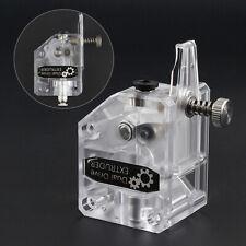3D Printer BMG Extruder Dual Drive Transparent Extruder Upgrade Extru^lk