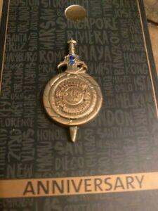 Hard rock Cafe Stockholm 33rd Anniversary pin