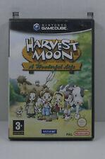 Harvest Moon una vida maravillosa Gamecube, versión PAL Reino Unido