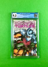 Teenage Mutant Ninja Turtles #10 (1987):  CGC 9.2! 3rd Appearance Shredder!
