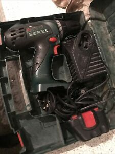 BOSCH PSR12 VE-2 Cordless Drill & Case 1 Battery AND  Charger.