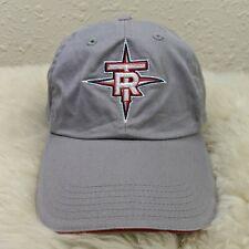 TACOMA RAINIERS MiLB Minor League Embroidered Logo Hat Strapback Dad Cap Khaki
