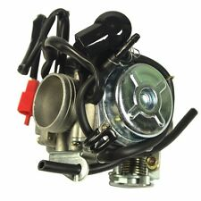High Performance Carburetor Carb 24Mm for Chinese Gy6 Scooter Go Kart 150 150Cc