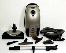 Top of the Line Simplicity Canister Vacuum Cleaner With Attachments