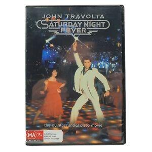 Saturday Night Fever (DVD, Region 4, 1977)