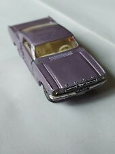 Vintage Corgi Toys No 320 Ford Mustang Fastback 2+2 Car - Lilac - Unboxed