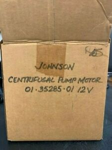 Johnson Pump Part # 01-35285-01 12V Centrifugal Pump
