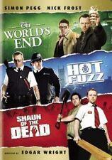 World's End Hot Fuzz Shaun of The Dead Cornetto Trilogy DVD BOXSET