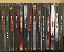 Set of 19 Spine Magnets For Marvel Cinematic Universe Steelbooks