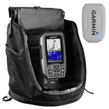 Garmin STRIKER 4 3.5-inch CHIRP Fishfinder with GPS Bundle and Protective Cover