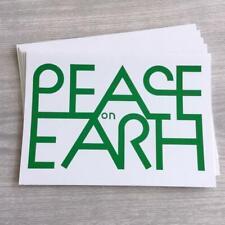 5 Alexander Girard Peace on Earth Christmas Holiday Cards