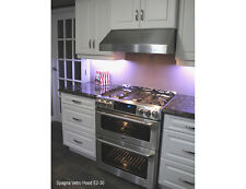 "Stainless steel Under Cabinet range Hood - 30"""