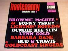 Hootenanny sábado por la noche/1963 Lp/Brownie McGhee