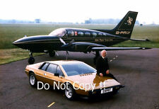 Colin Chapman Lotus Portrait 1978 Photograph