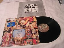 Eat Gold Stamp Promo LP with Original Record Sleeve-SELL ME A GOD
