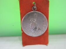 Sterling 1950'S Nos For Charm Bracelets Maid Of Honor Vintage Charm Brushed