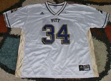 quality design 95a17 11d76 NCAA Pittsburgh PITT Panthers Mesh Jersey Adidas White Adult Size XL