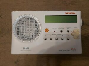 Sangean DPR-15 DAB radio Portable Digital