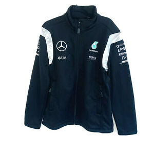 Hugo Boss x Mercedes Benz Men's Full Zip Jacket Size Medium