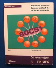 Application Notes and Development Tools for 80C51 Microcontrollers (1997)