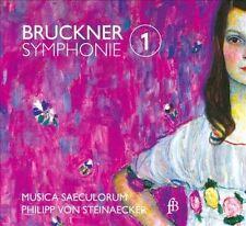ANTON BRUCKNER: SYMPHONY NO. 1 (NEW CD)
