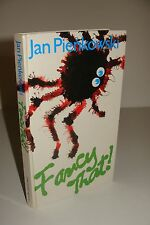 Fancy That! By Jan Pienkowski 1st/EARLY 1989 Orchard Books Hardcover