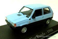 FIAT SEAT PANDA 1980 IXO RBA COCHE  ESCALA 1/43