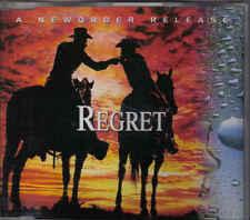 New Order-Regret cd maxi single