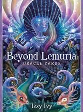 Oracle Beyond Lemuria jeu de cartes divinatoires en Anglais neuf sous emballage