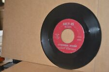 BARRY DARVELL: GERONIMO STOMP & HOW WILL IT END; 159 COLT 45 VG++ ROCKABILLY 45