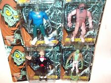 1990's Ace Novelty Company Tales From the Crypt Cryptkeeper LOT of 4 Figure NEW